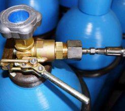 Заправка бытовых газовых баллонов