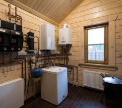 Котельная в частном доме – требования и нормы