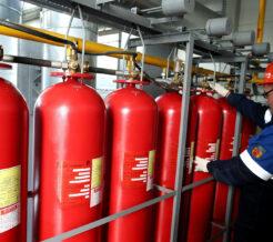 Правила обмена и освидетельствования газовых баллонов