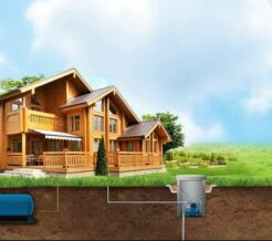 Особенности и преимущества автономного газоснабжения загородного дома